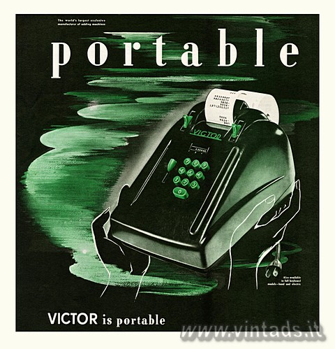 VICTOR is portable