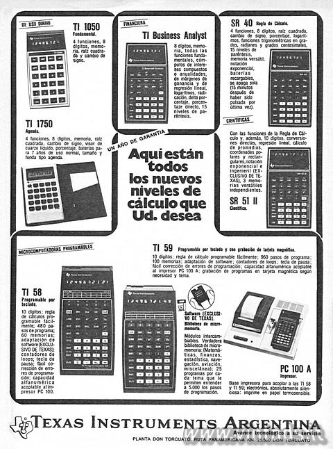 Texas Instruments Argentina
