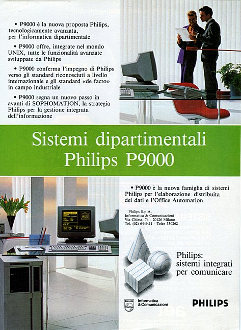 • P9000 è la nuova proposta Philips, tecnologicame