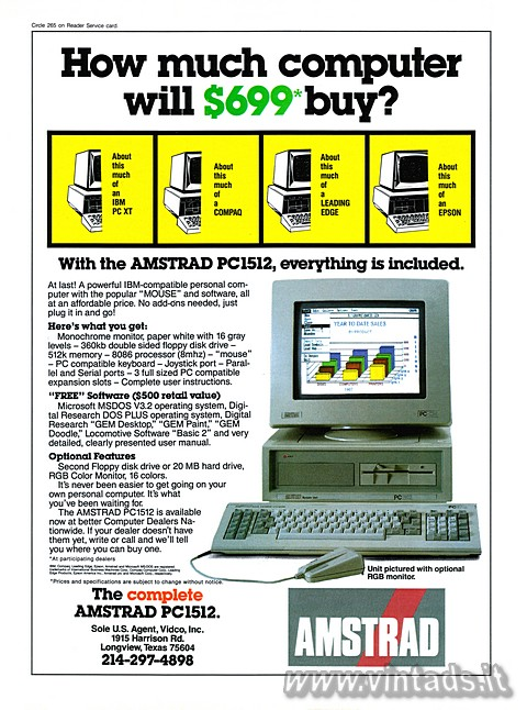 How much computer will $699* buy?