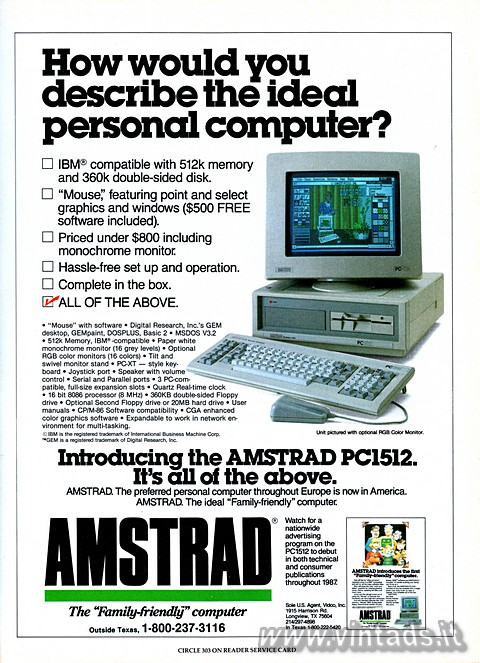 How would you describe the ideal personal computer