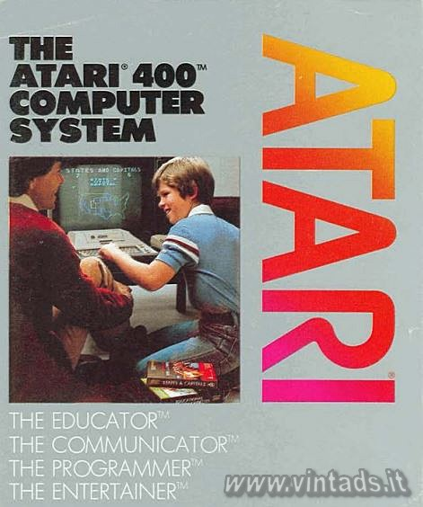 THE ATARI 400 COMPUTER SYSTEM			