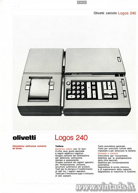 Olivetti Logos 240