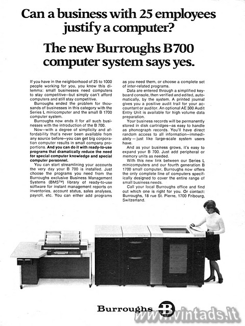 Can a business with 25 employees justify a computer?
