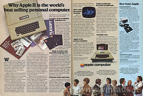 Why Apple II is the world's best selling perso