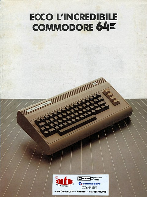 ECCO L'INCREDIBILE