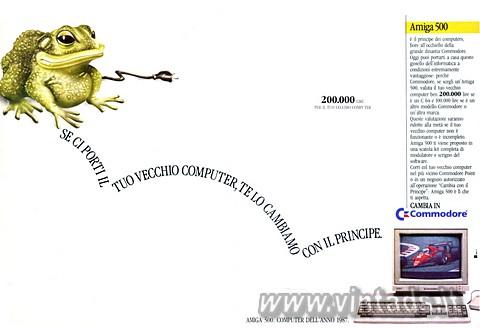 200.000 LIRE PER IL TUO VECCHIO COMPUTER