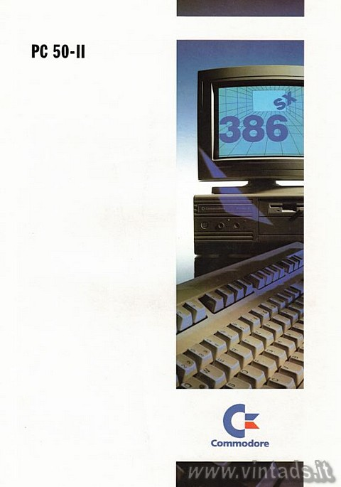 Commodore PC 50-II.