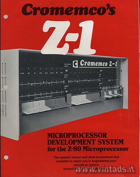 Cromemco's Z1