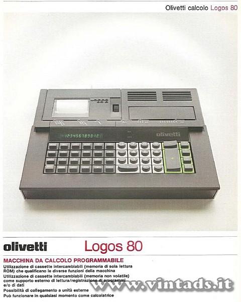 Olivetti Logos 80