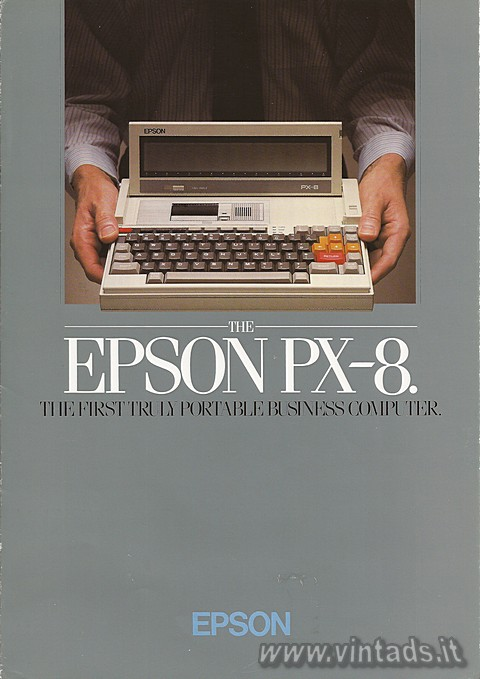 The EPSON PX-8.