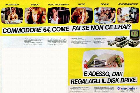 Commodore 64, come fai se non ce l'hai?