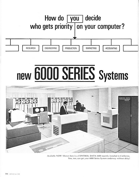 How do you decide who gets priority on your computer?