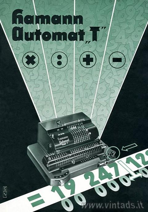 "Hamann Automat ""T"""