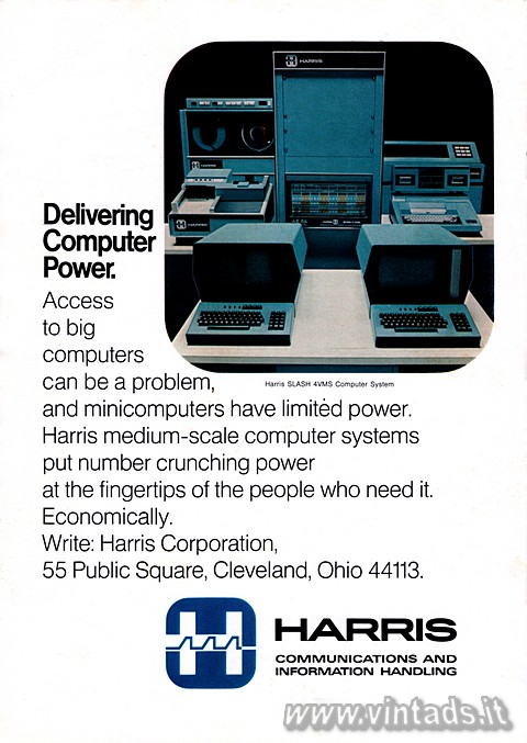 Delivering Computer Power.
