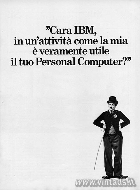 Il Personal Computer IBM è utile in ogni caso