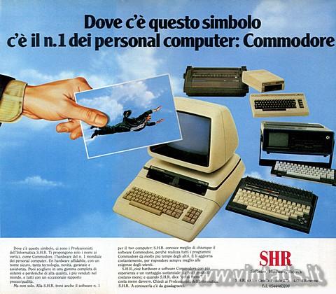 il n.1 dei personal computer: Commodore
