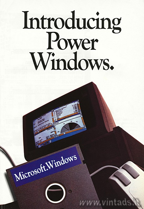 Introducing Power Windows.