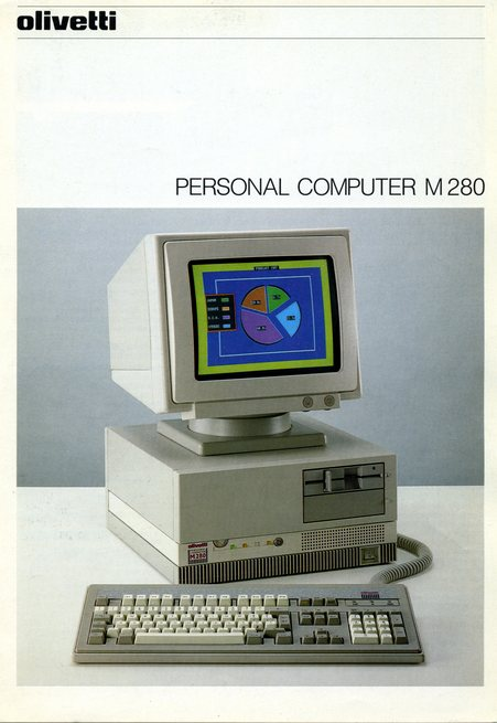 Olivetti personal computer M 280