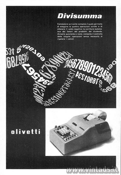 Olivetti Divisumma 14