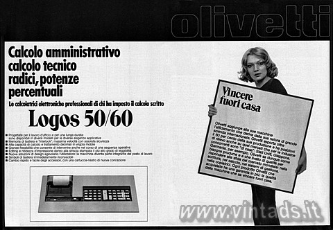 Olivetti LOGOS
