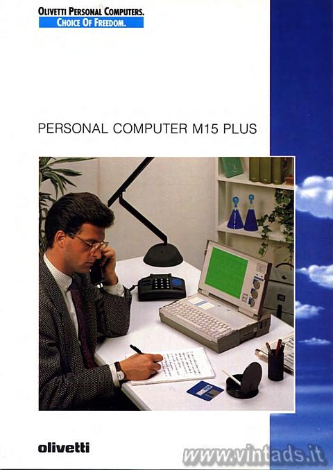 Personal computer M15 PLUS