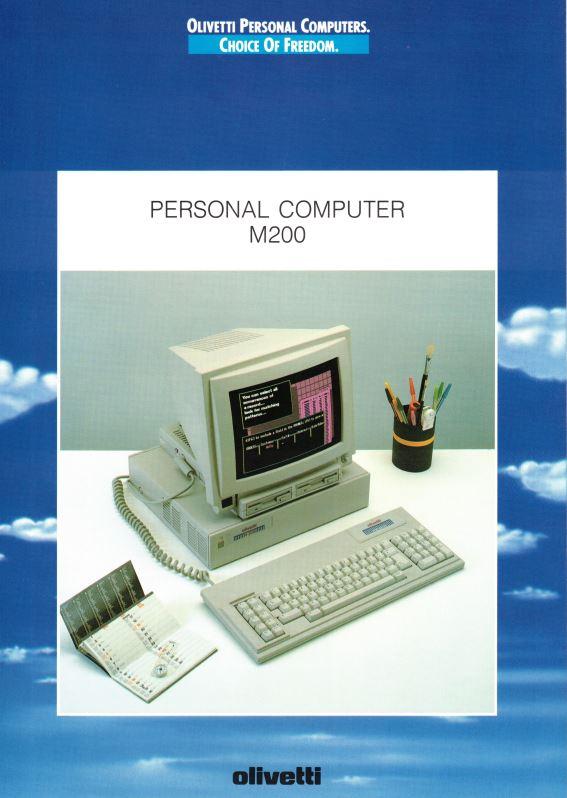 Olivetti M200