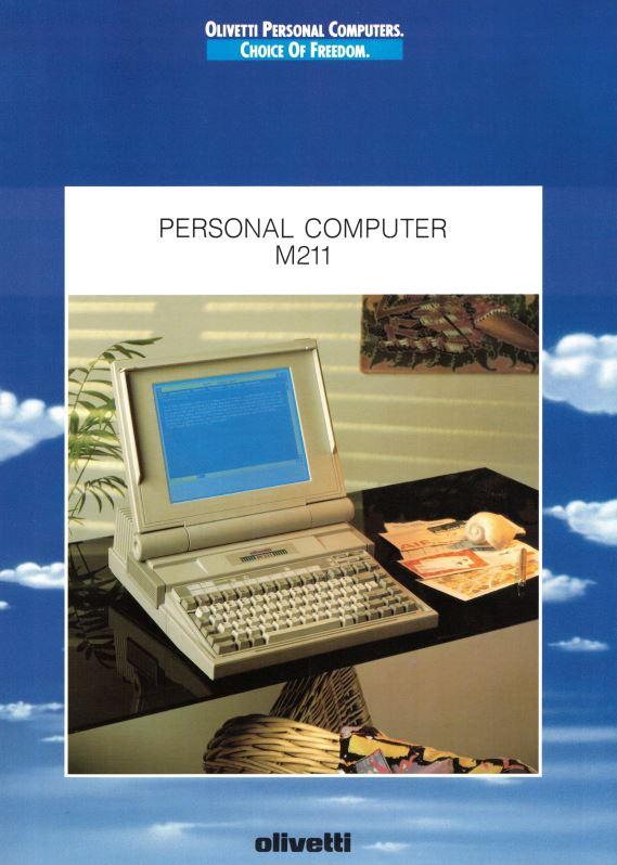 Olivetti M211