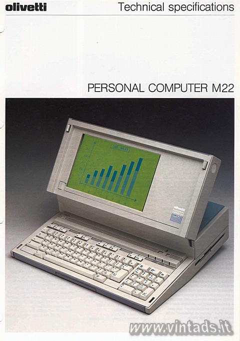 Olivetti Technical specifications
