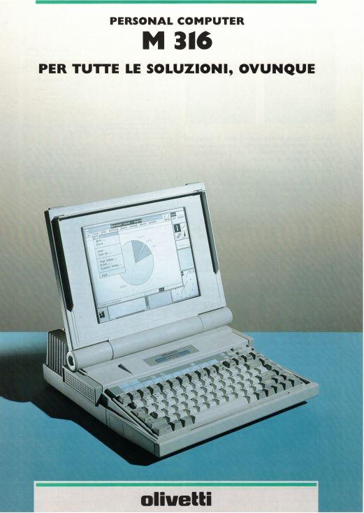 Olivetti M316