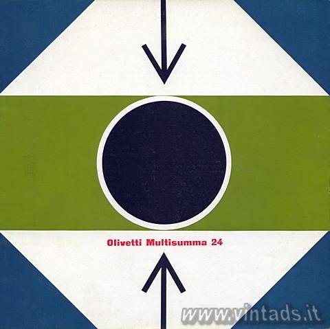 Olivetti Multisumma 24
