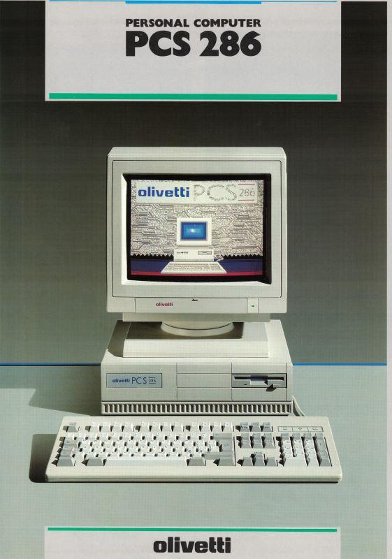 Olivetti PCS 286