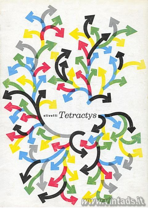 Olivetti Tetractys brochure