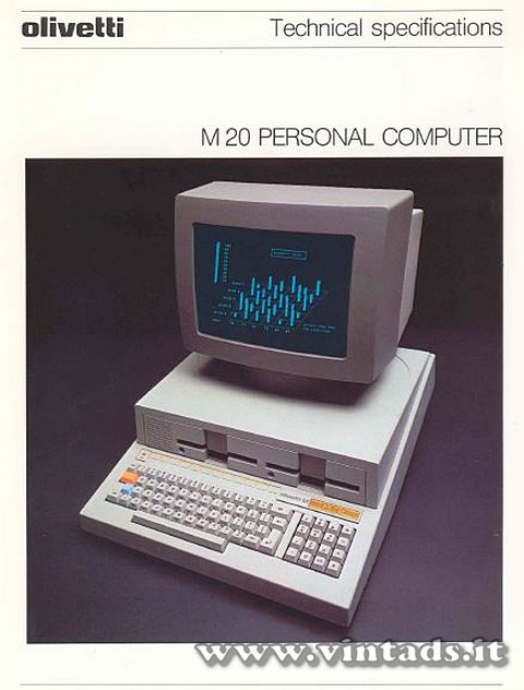 M20 personal computer