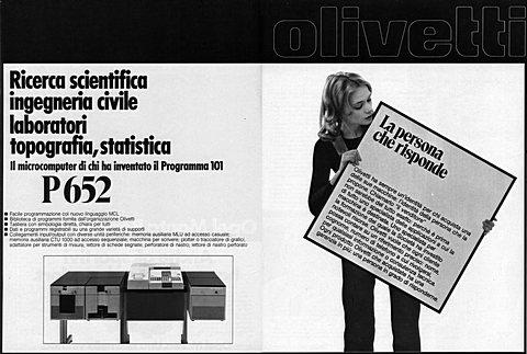 Olivetti P652