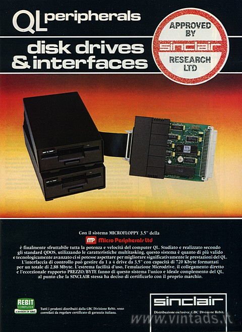QL peripherals