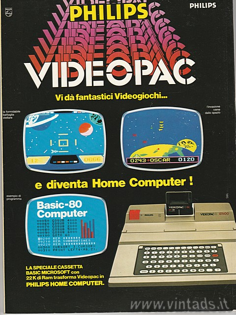 Philips Videopac