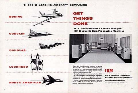 THESE 5 LEADING AIRCRAFT COMPANIES