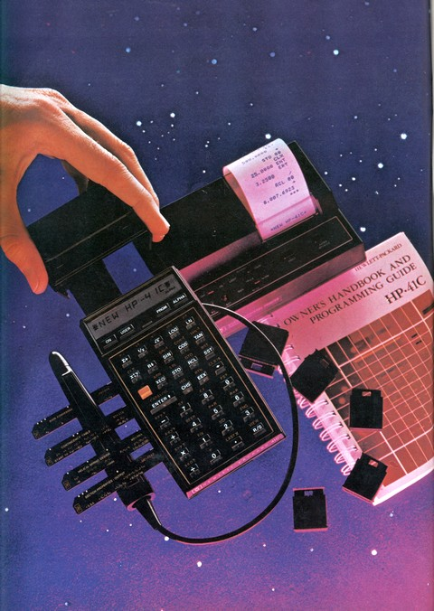 INTRODUCING THE HP-41C.