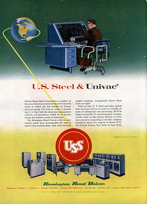 U.S. Steel & Univac