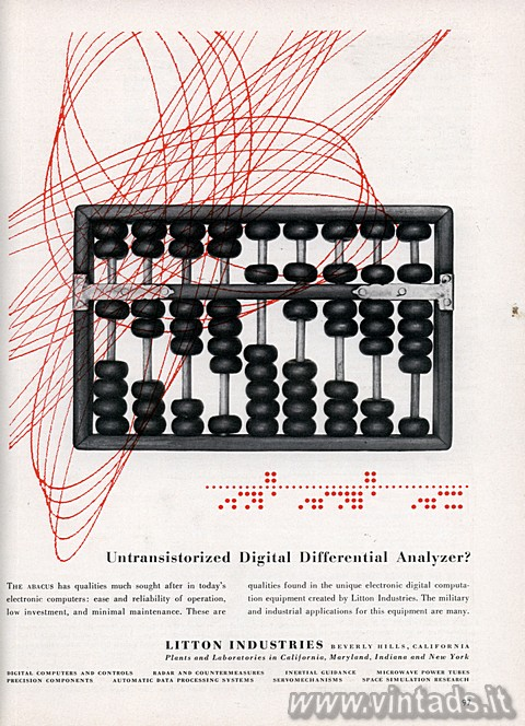 Untransistorized Digital Differential Analyzer?