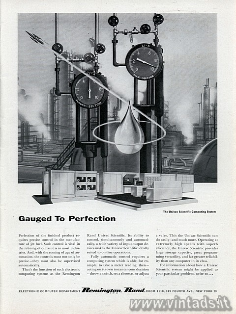 Gauged To Perfection