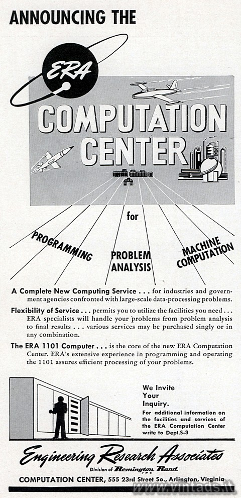 Announcing the ERA Computation Center