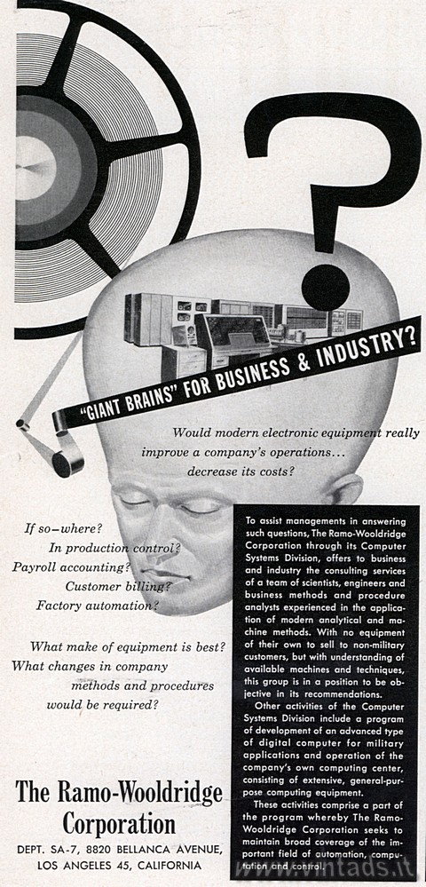 """Giant Brains"" for Business & Industry?