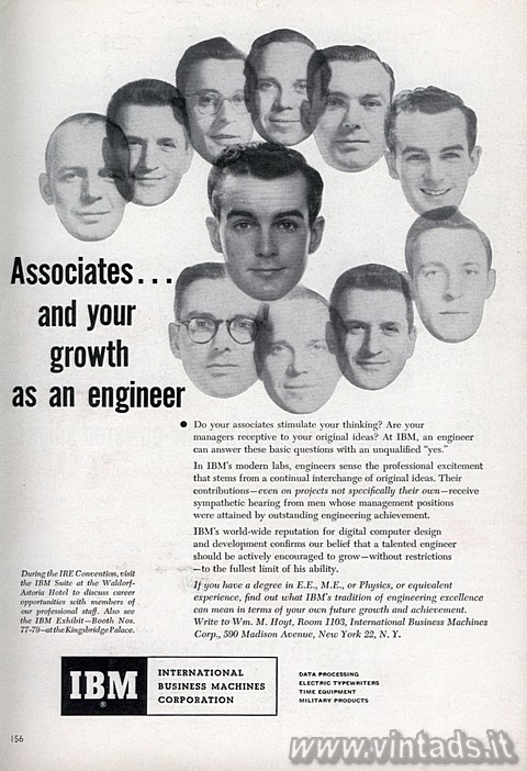 Associates… and your growth as an engineer