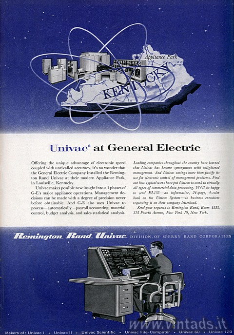 Univac at General Electric 