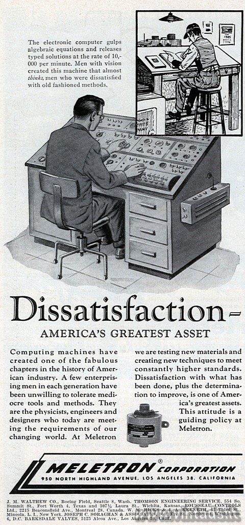 Dissatisfaction – AMERICA'S GREATEST ASSET