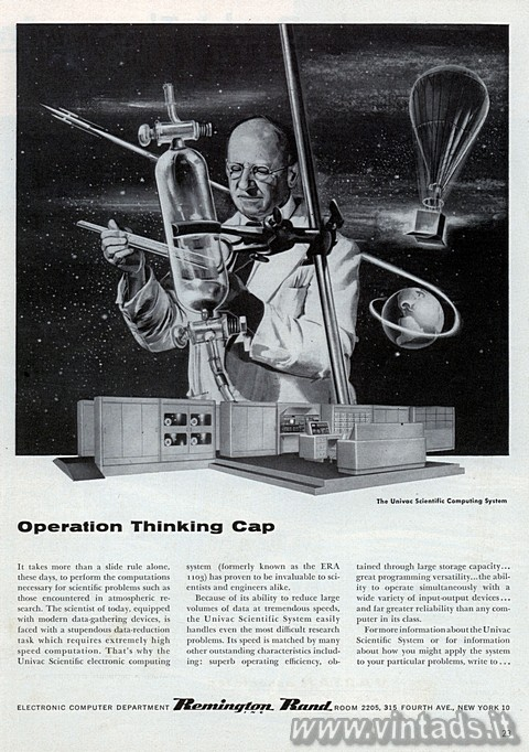 Operation Thinking Cap