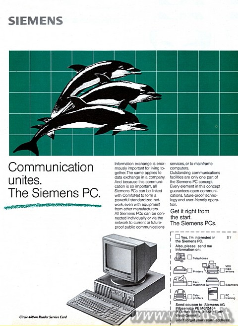 Communication unites.