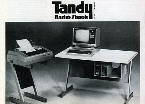 Tandy Radio Shack Italia
